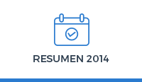 Resumen anual 2014